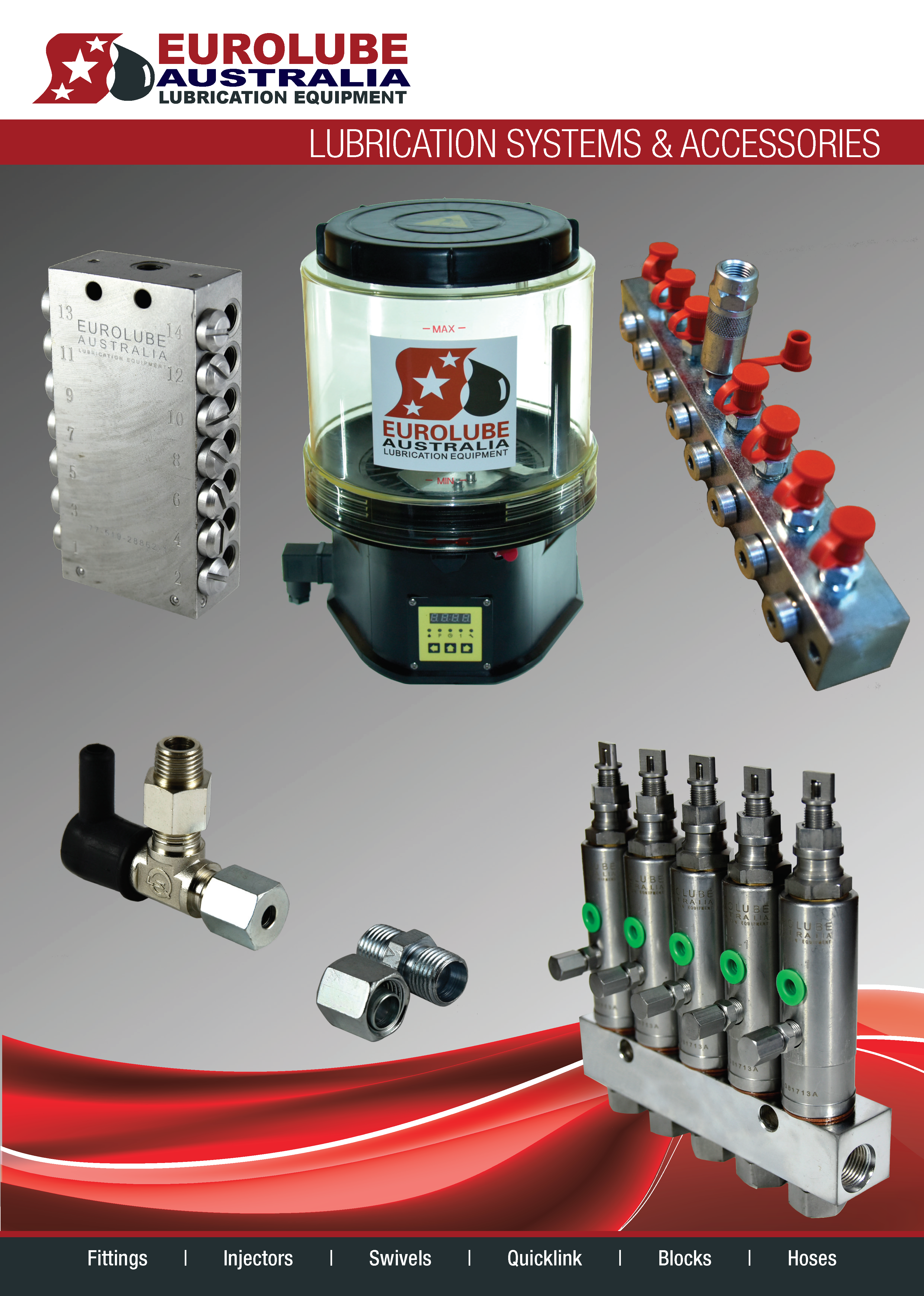 Eurolube Lubrication Systems and Accessories
