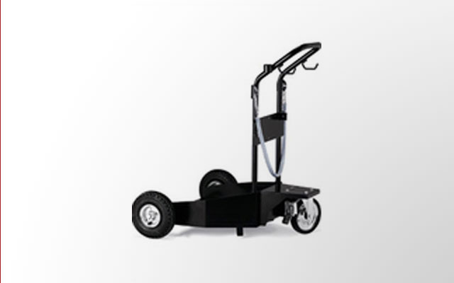 Trolley with air wheels for 200l Drum