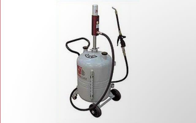 Mobile Oil Dispenser with 65L tank